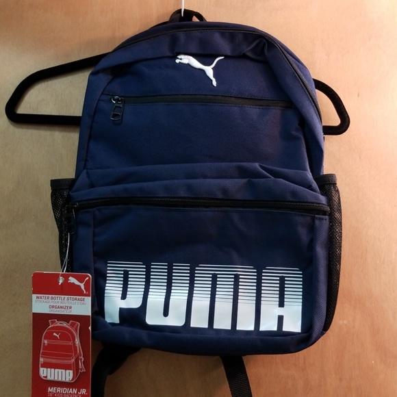 b74c08f46a6 Puma Bags   Backpack   Poshmark